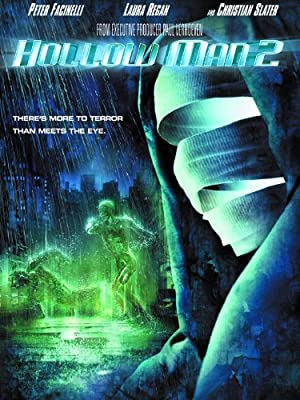 Poster Hollow Man II