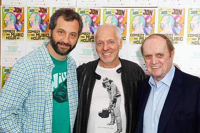 Judd Apatow, Peter Frampton, and Bob Newhart
