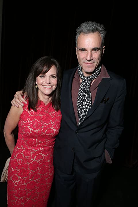 Daniel Day-Lewis and Sally Field at Lincoln (2012)