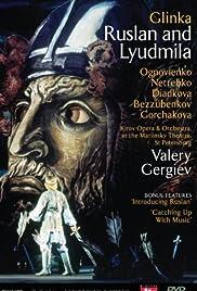 Ruslan and Lyudmila Poster