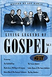Living Legends of Gospel: The Quartets, Volume 1 Poster