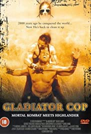 Gladiator Cop Poster