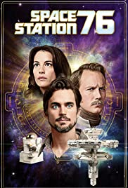 Space Station 76 (2014) Poster - Movie Forum, Cast, Reviews