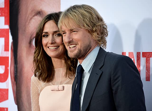 Owen Wilson and Rose Byrne at The Internship (2013)
