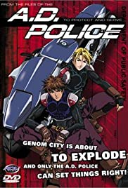 A.D. Police: To Protect and Serve Poster