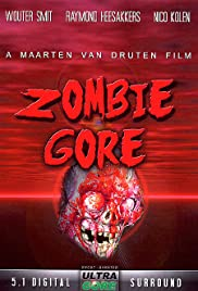 Zombiegore Poster