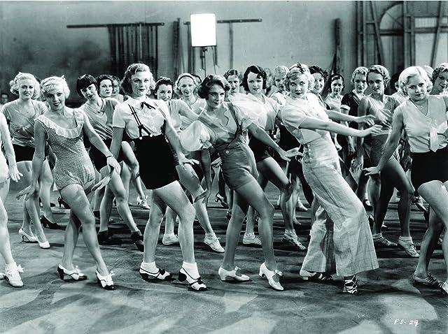 Ginger Rogers, Ruby Keeler, and Una Merkel in 42nd Street (1933)