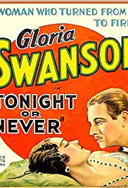 Tonight or Never (1931) Poster - Movie Forum, Cast, Reviews