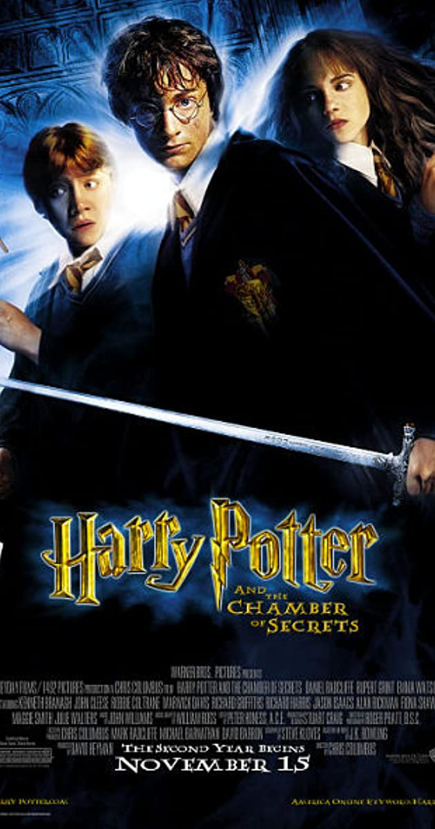 Harry potter and the chamber of secrets 2017 dvdrip eng thizz subtie romana