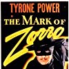 Tyrone Power and Linda Darnell in The Mark of Zorro (1940)