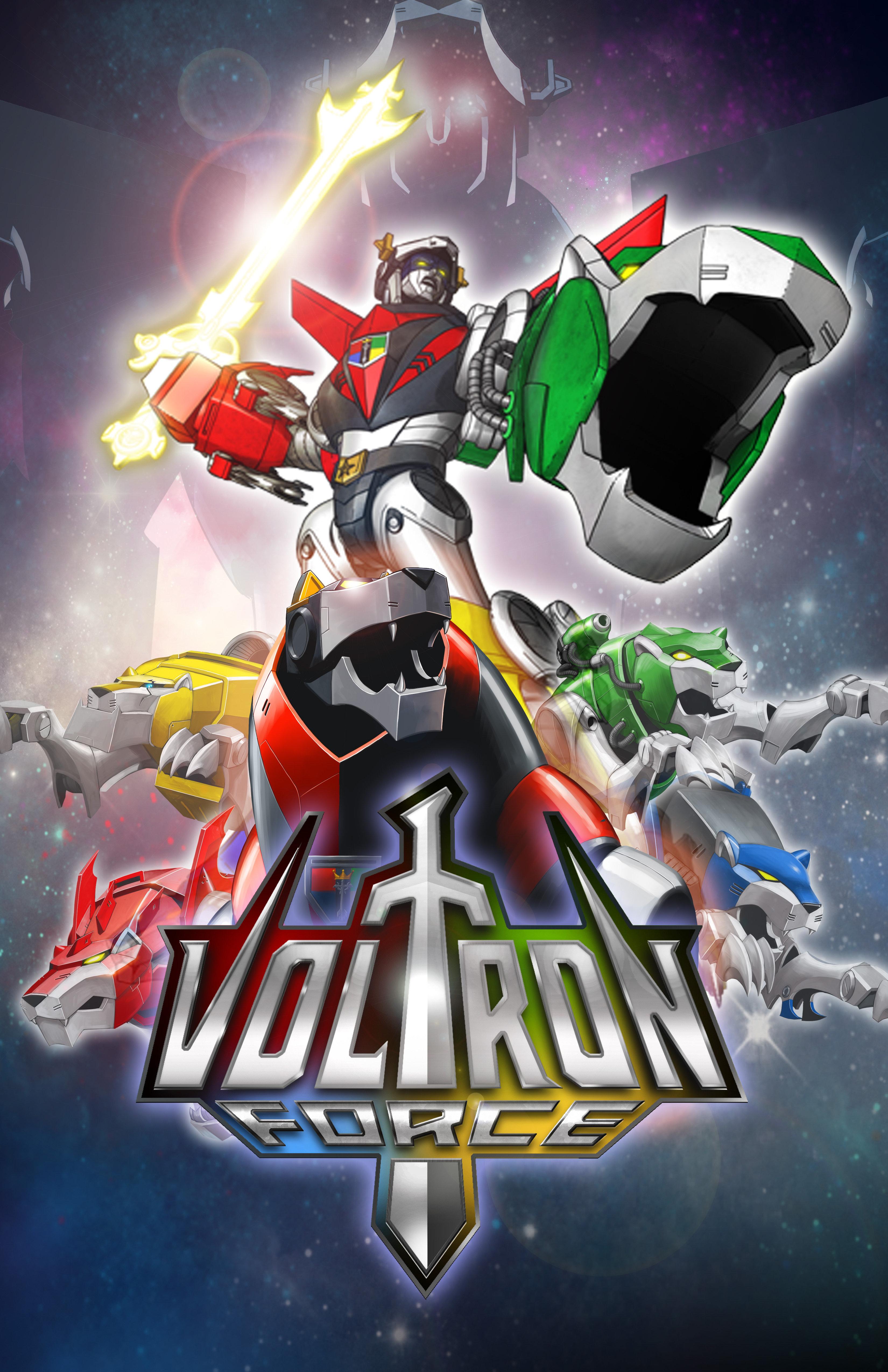 voltron force  tv series 2011 u20132012