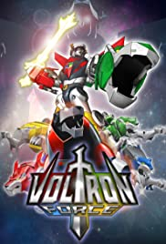 Voltron Force Poster - TV Show Forum, Cast, Reviews