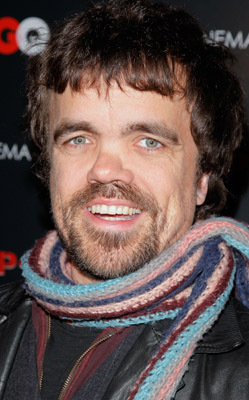 Peter Dinklage at an event for Stop-Loss (2008)