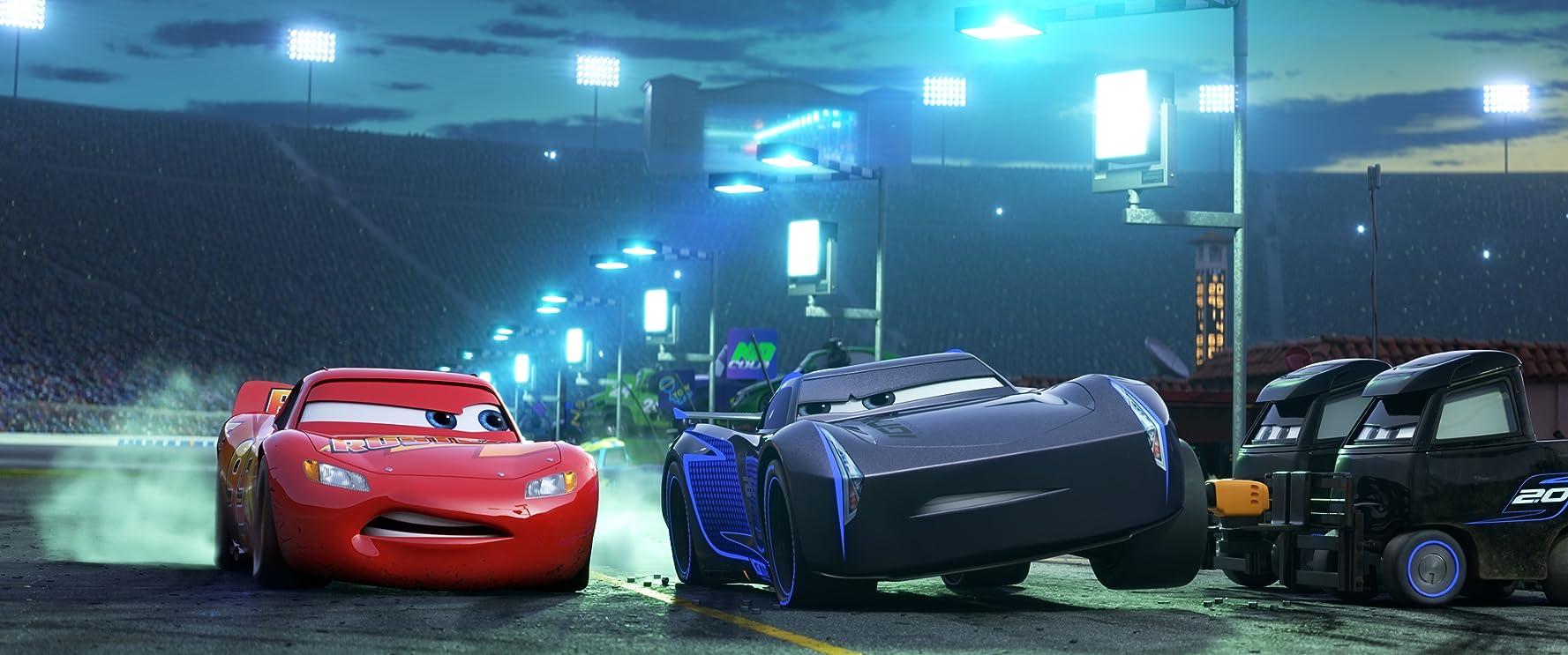 """REVIEW — """"Cars 3"""" – Critticks com"""