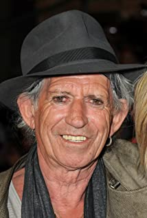 Aktori Keith Richards
