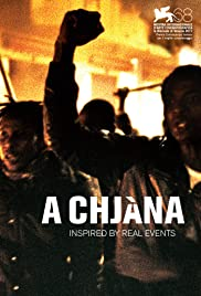 A Chjàna Poster
