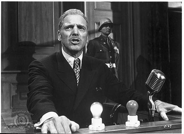 Burt Lancaster in Judgment at Nuremberg (1961)