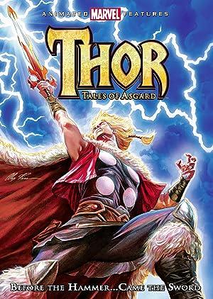 Thor: Tales of Asgard poster