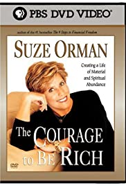 Suze Orman: The Courage to Be Rich Poster