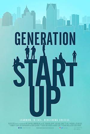 Generation Startup Pelicula Poster