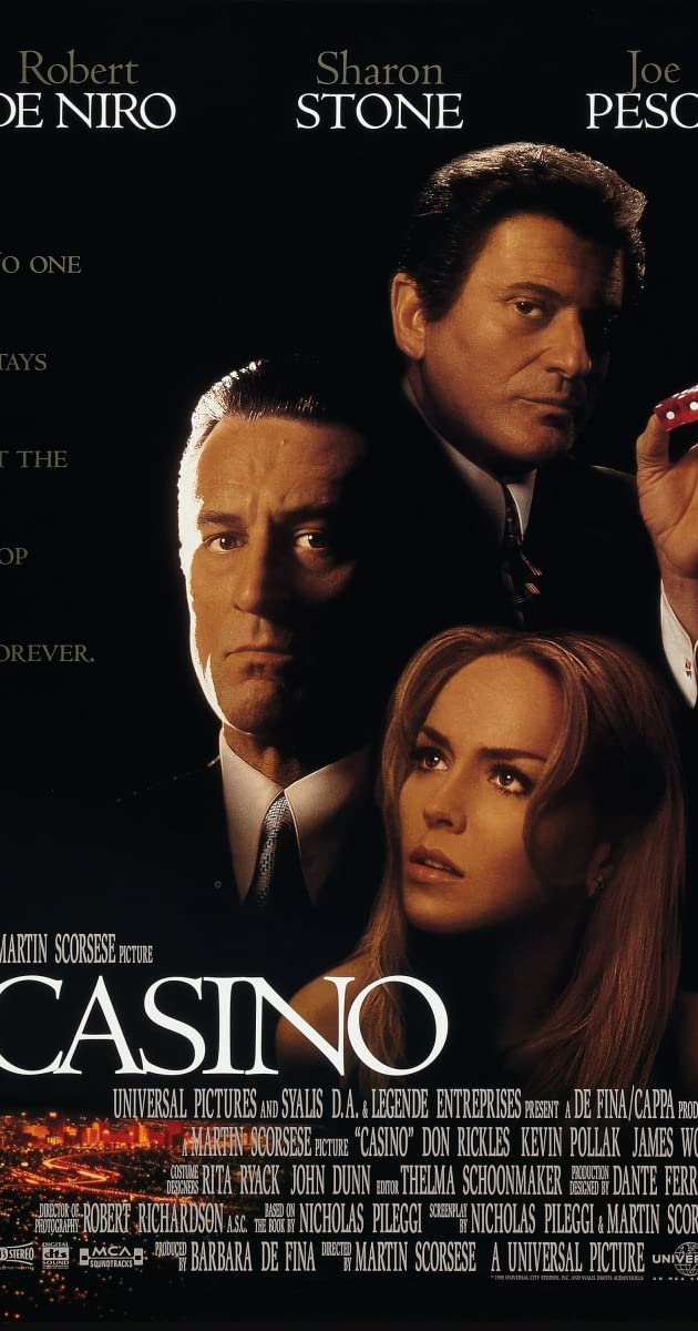 The casino job movie rating statosphere hotel and casino