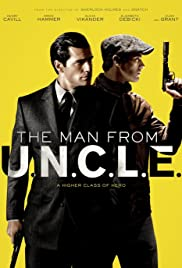 The Man from U.N.C.L.E. (2015) Poster - Movie Forum, Cast, Reviews