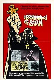 The Brotherhood of Satan(1971) Poster - Movie Forum, Cast, Reviews