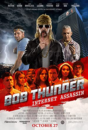 Bob Thunder: Internet Assassin (2015) Download on Vidmate