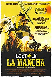 Lost in La Mancha (2002) Poster - Movie Forum, Cast, Reviews
