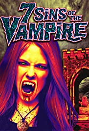 7 Sins of the Vampire Poster