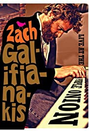 Zach Galifianakis: Live at the Purple Onion (2006) Poster - Movie Forum, Cast, Reviews