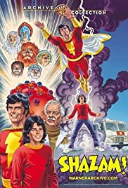 Shazam! Poster - TV Show Forum, Cast, Reviews