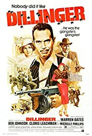 Dillinger (1973) Poster - Movie Forum, Cast, Reviews