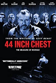 44 Inch Chest Poster