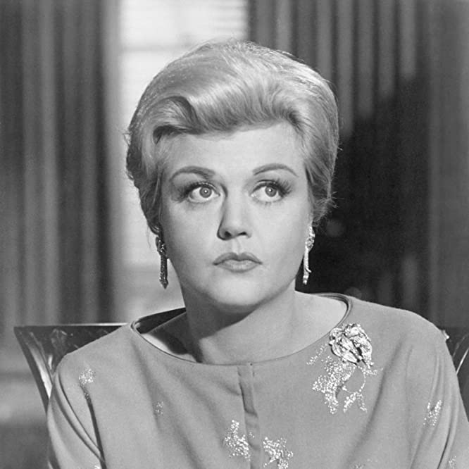 Angela Lansbury in The Manchurian Candidate (1962)