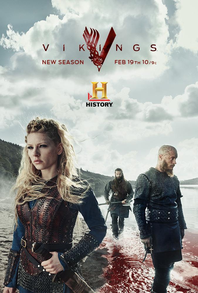 مسلسل Vikings الموسم 5
