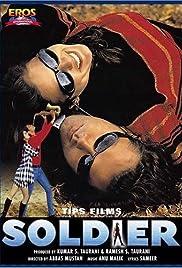 Soldier(1998) Poster - Movie Forum, Cast, Reviews