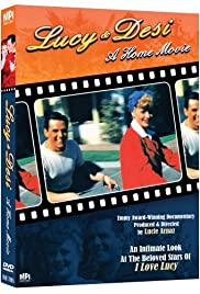 Lucy and Desi: A Home Movie Poster