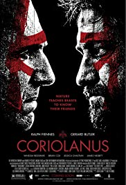 Coriolanus (2011) Poster - Movie Forum, Cast, Reviews