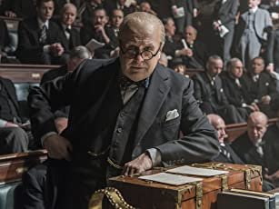 2018 Oscar Nominees in Character: Gary Oldman in 'Darkest Hour' (2017)