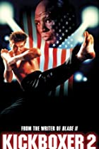 Kickboxer 2: The Road Back (1991) Poster