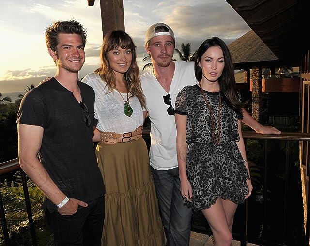 Megan Fox, Olivia Wilde, Garrett Hedlund, and Andrew Garfield