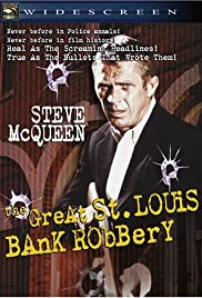 The St. Louis Bank Robbery (1959) Poster - Movie Forum, Cast, Reviews
