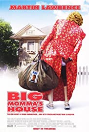 Big Momma's House (2000) Poster - Movie Forum, Cast, Reviews