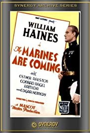 The Marines Are Coming Poster