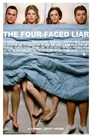 The Four-Faced Liar poster