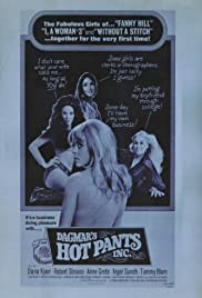 Dagmar's Hot Pants, Inc. Poster