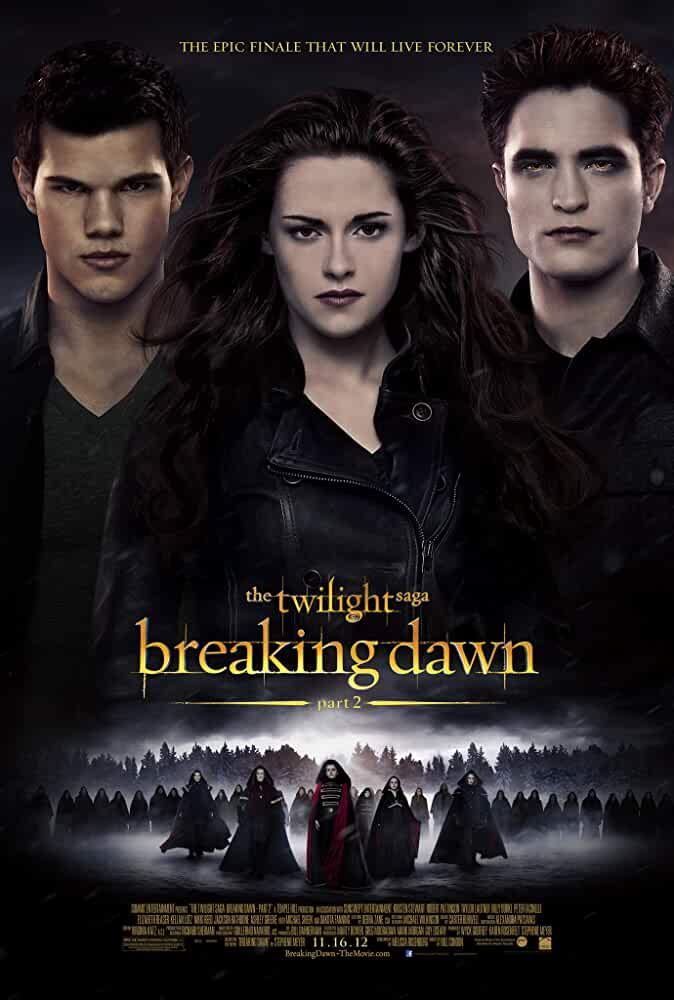 The Twilight Saga: Breaking Dawn – Part 2 (2012) Dual Audio BluRay 720p Free Download