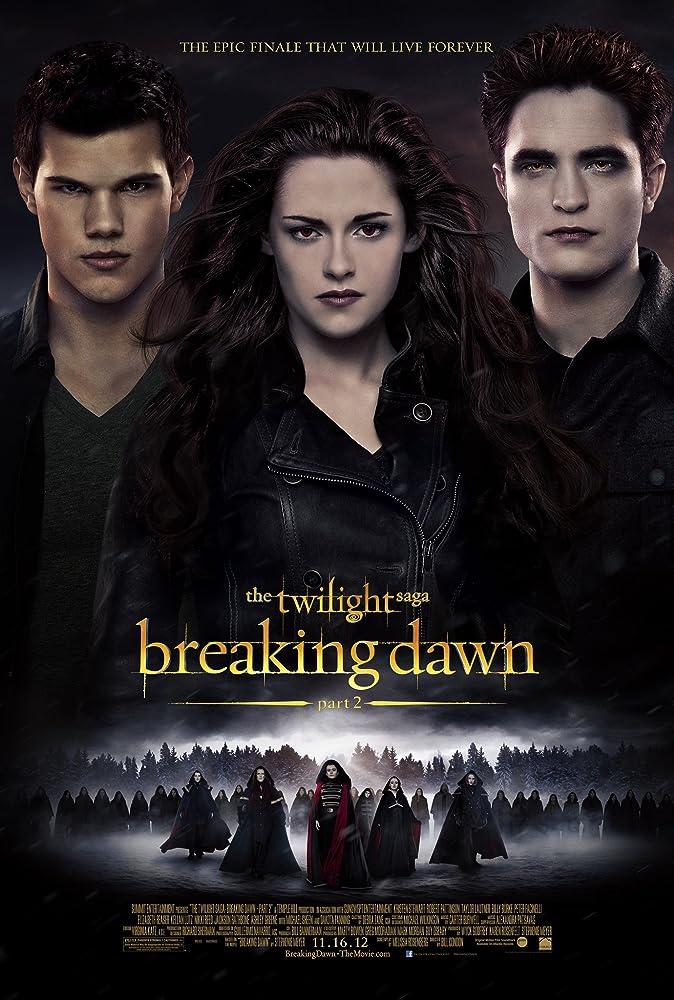 The Twilight Saga Breaking Dawn Part 2 (2012) 720p BRRip Dual Audio