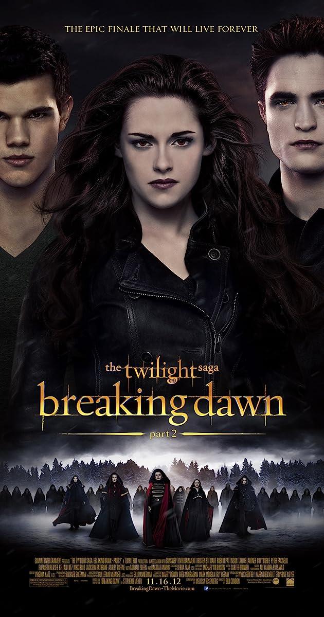 The Twilight Saga Breaking Dawn - Part 2 2012 BRRip